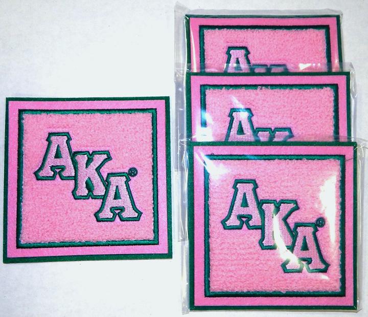 AKA_Coasters_Set_Of_4