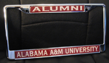 Alabama_AM_Alumni_License_Frame_small