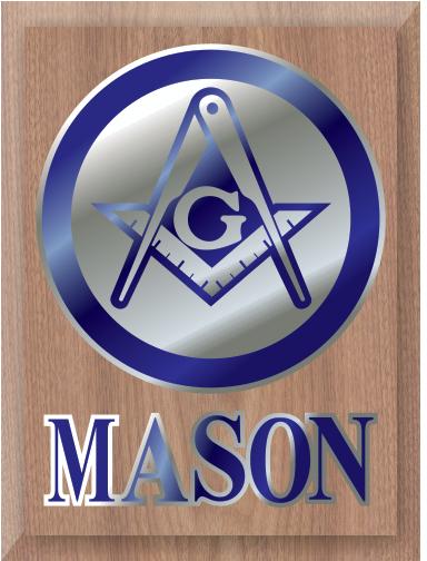 Mason_Wall_Plaque_Circle_Crest