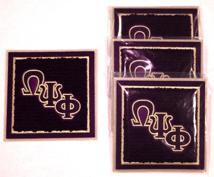 OMEGA_Coasters_Set_Of_4