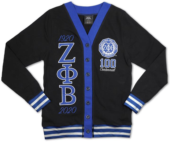 ZPB_100th_CARDIGAN_BLACK_New