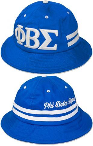 Greek Fraternity and Sorority Logo Bucket Hats 96baaa06b57