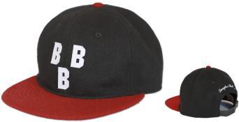 Birmingham_Black_Barons_Wool_Cap