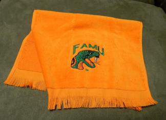 FAMU_Sweat_Hand_Towel