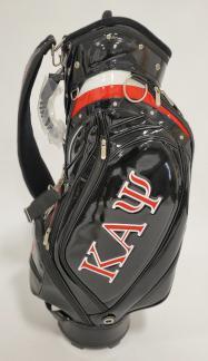 Kappa_Black_Staff_Golf_Bag