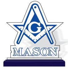 Mason_Acrylic_Desktop_Crest_Wooden_Base