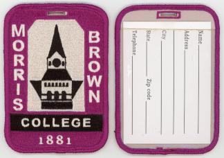 Morris_Brown_Luggage_Tags