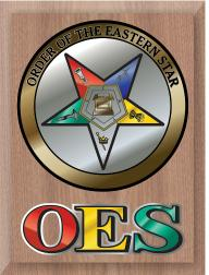OES_Wall_Plaque_Circle_Crest