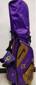Omega_Purple_Crossover_Golf_Bag_Hooded_View
