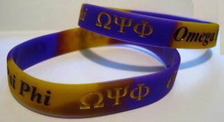 Omega_Purple_Silicon_Bracelet