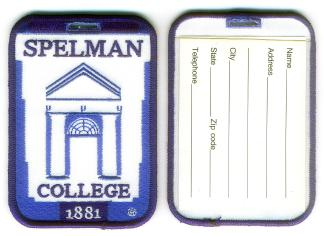 SPELMAN luggage tags - Large 100