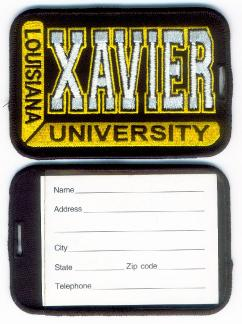 xavier luggage tag large 2