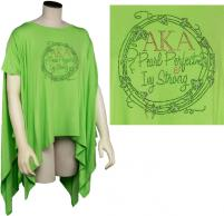 AKA Apple Green Tunic