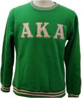 AKA_Green_Crew_Sweatshirt_2020