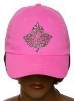 AKA_Pink_Hat_with_Bling_Ivy_Leaf_GT.jpg