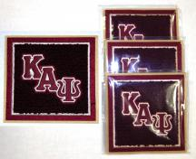 KAPPA_Coasters_Set_Of_4