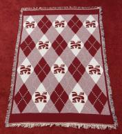 MOREHOUSE Afghan - Plaid 2
