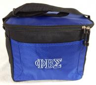 Phi Beta Sigma cooler - photo 2018 12 can front