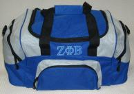 ZETA Gym Bag - BlueGray 2