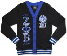 ZPB_100th_CARDIGAN_BLACK_New