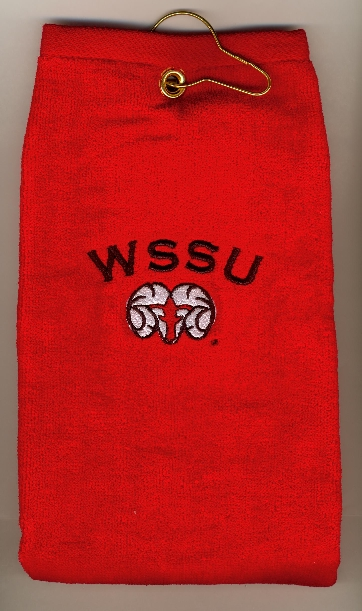 wssu_golf_towel